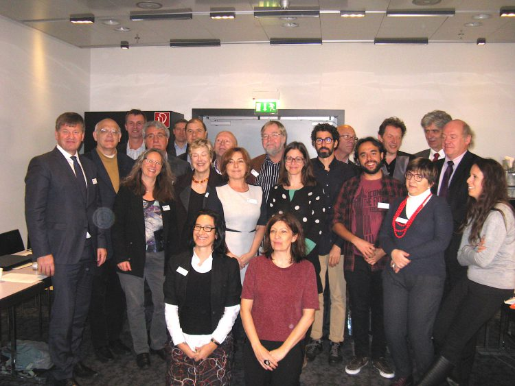 Risikokommunikation: Workshop-Teilnehmer (c) Goede