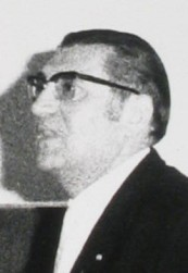 Prof. Graul, 1968