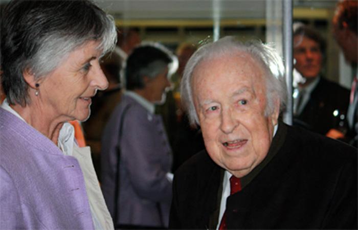 Dr. Hofmeister zum 90. Geburtstag