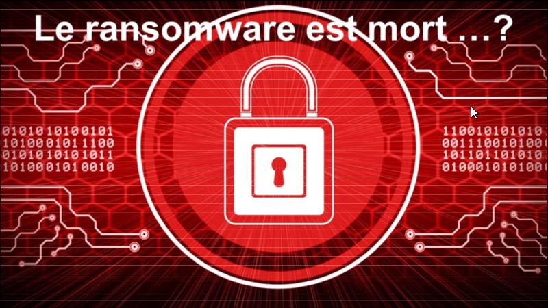 Le-ransomware-est-mort