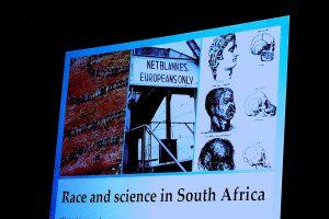 Unterschiedliche Gehirne von Weißen und Schwarzen aus Sicht britischer Kolonialwissenschaftler (c) Goede