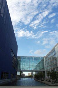 Campus der IT-University Copenhagen (Bild: Dörte Sasse)
