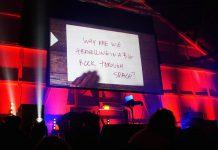 Vortrag/Show von Lawrence Krauss – DIE zentrale Frage (Bild: Dörte Sasse)